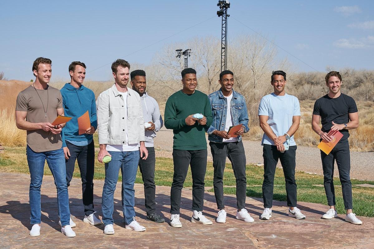 The contestants on Season 17 of 'The Bachelorette'
