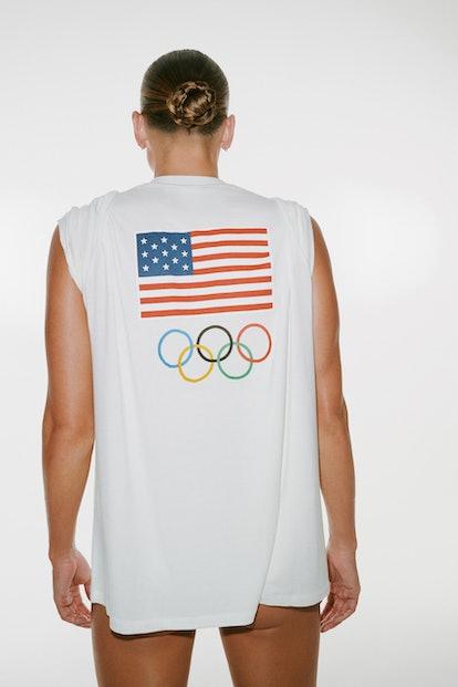 Haley Anderson, Team USA Swim for SKIMS.