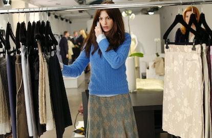 The Devil Wears Prada - 2006, Anne Hathaway.