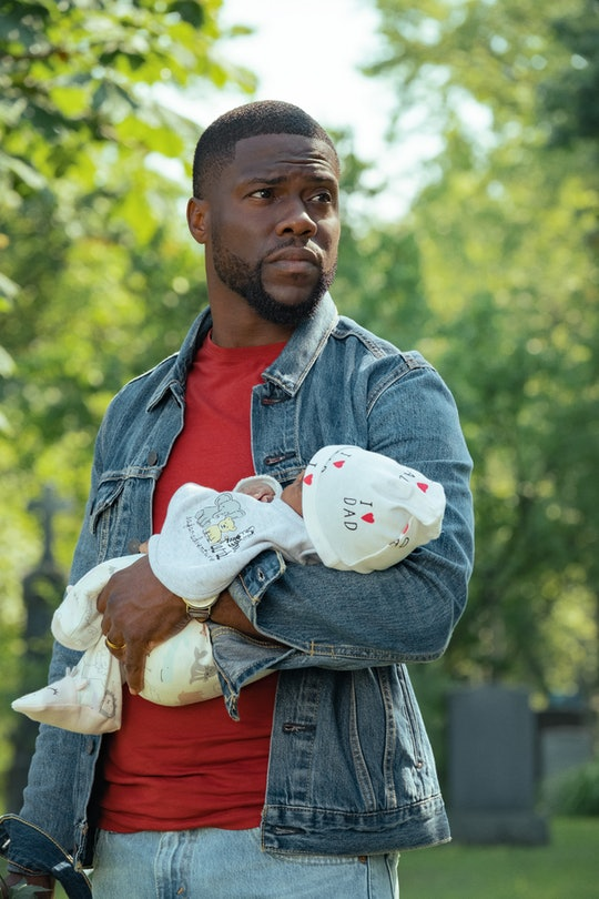 In 'Fatherhood,' Kevin Hart plays a widower with a new baby girl.