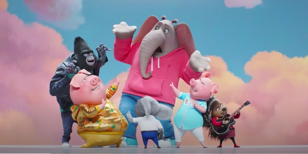 The sequel to the 2016 animated film, 'Sing' will debut in December.