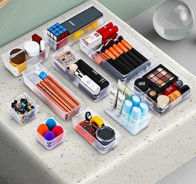 Puroma Drawer Organizer Trays (10 Pieces)