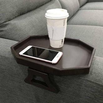 My Sofa Armrest Clip Table