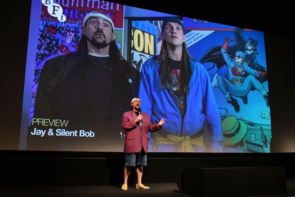 'Jay & Silent Bob' Reboot film screening and Q&A, London, UK - 27 Nov 2019