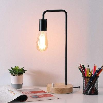 HAITRAL Industrial Desk Lamp