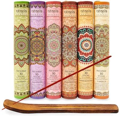 Karma Scents Premium Incense Sticks
