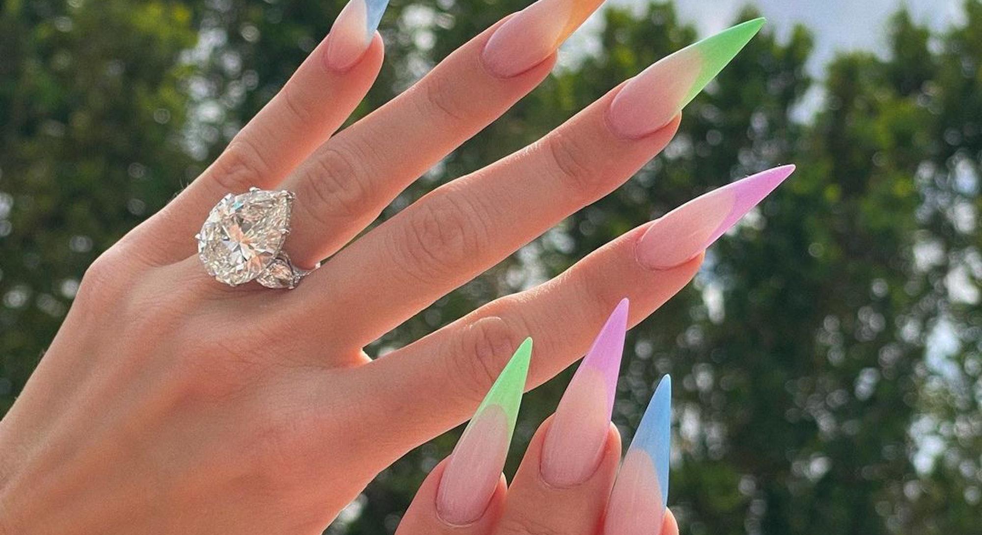 Khloé Kardashian on IG