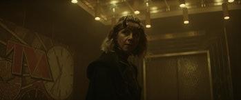 Sophia Di Martino as Sylvie in Loki Episode 3
