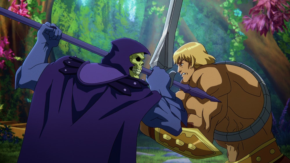 He-Man Masters of the Universe Revelation