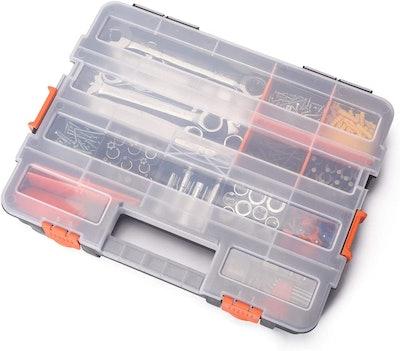 CASOMAN Stackable Tool Organizers (2-Pack)