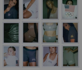 Skims Olympic collection