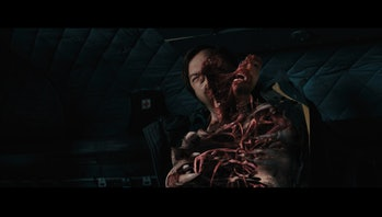 The CGI'd monster effects of 2011's The Thing quickly became dated.