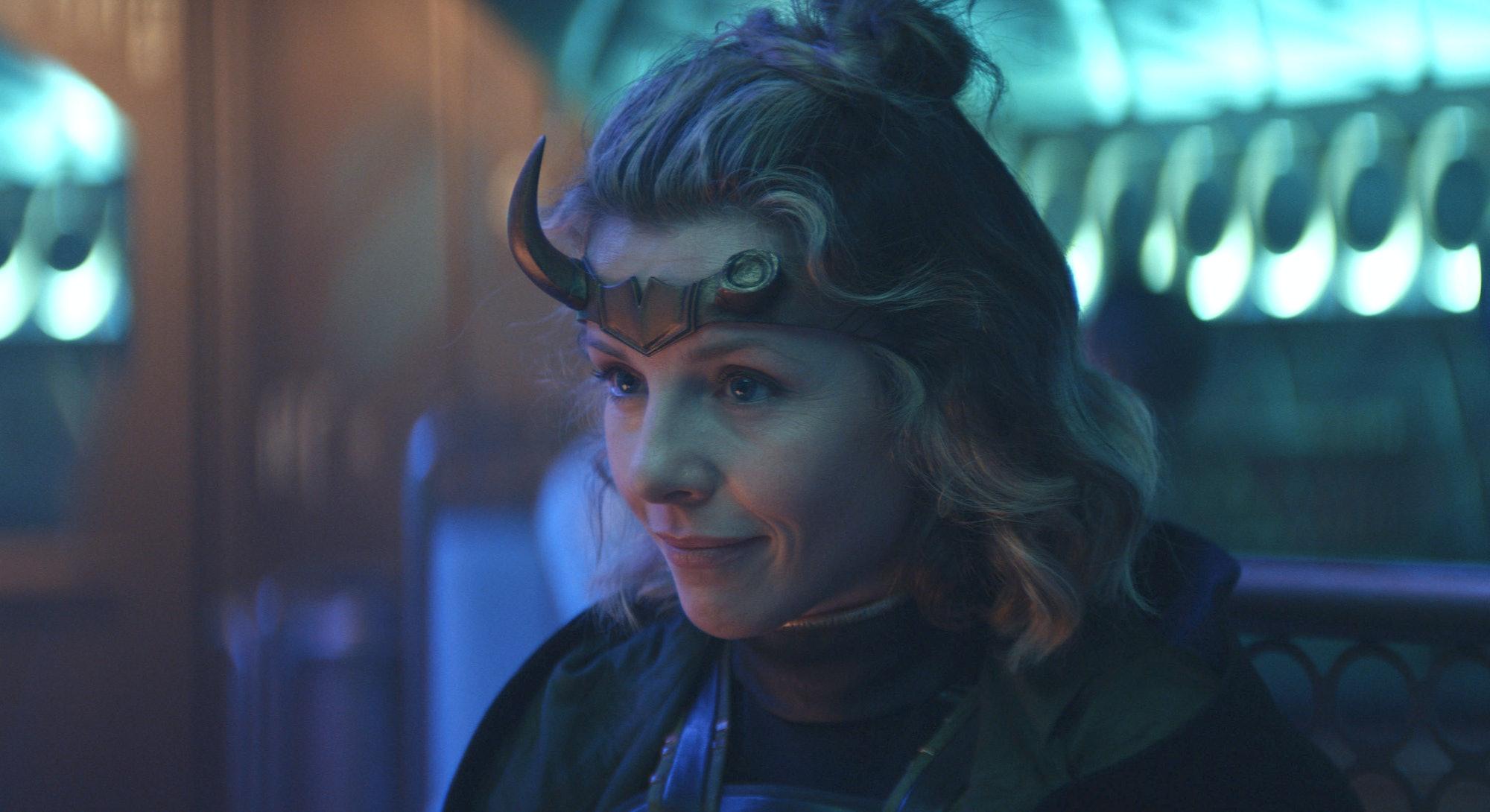 "Sylvie isn't just ""Lady Loki,"" Sophia Di Martino tells Inverse"