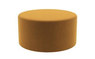 Colten Round Coffee Table Ottoman
