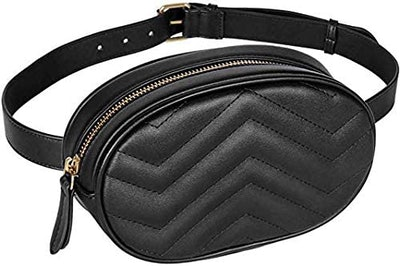 Geestock Leather Fanny Pack
