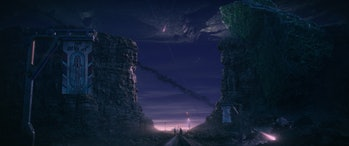 Lamentis-1 in Loki Episode 3