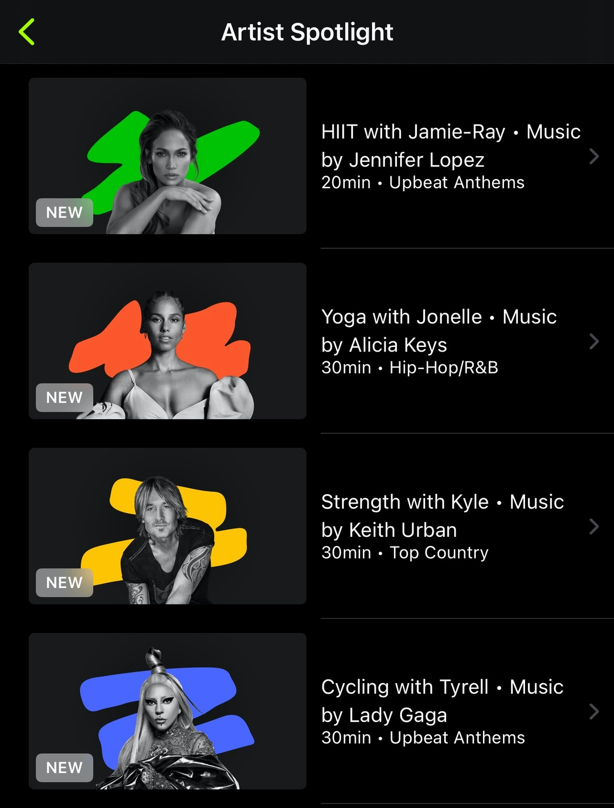Apple Fitness+ launched an artist spotlight series that will upgrade your workouts and your playlist...