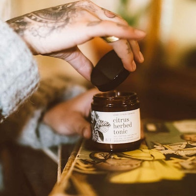 Broken Top Candle Co. Citrus Herb Tonic Candle