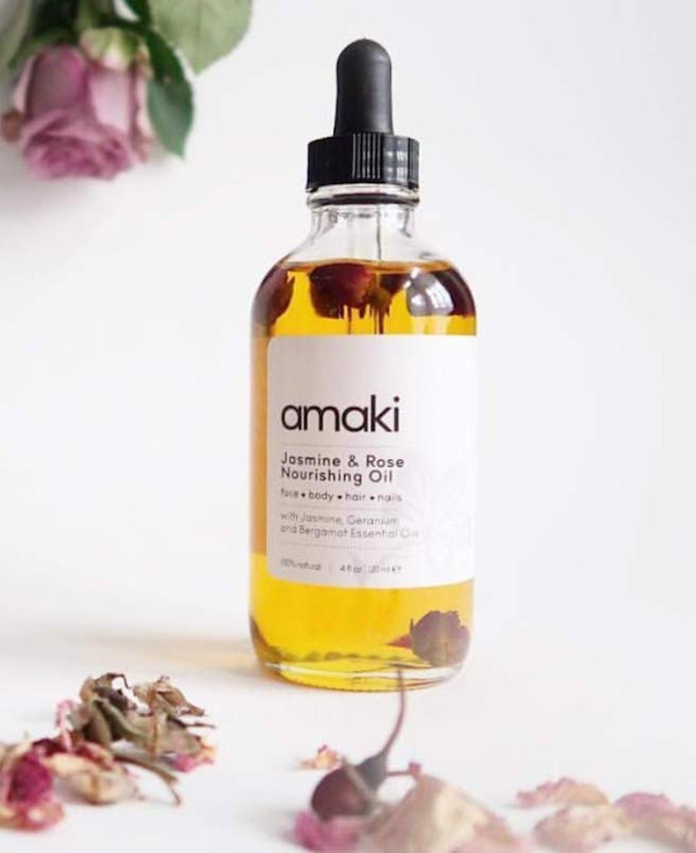 Amaki Organic Essential Oil Serum
