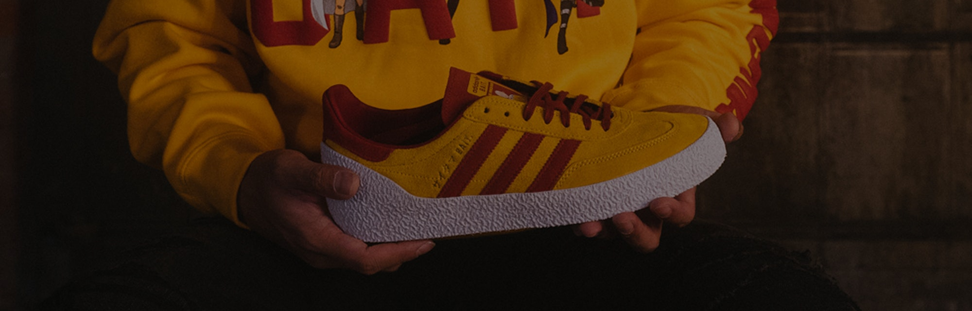 One-Punch Man BAIT Adidas Montreal 76