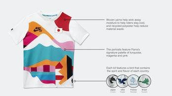 Nike SB Japan Jersey