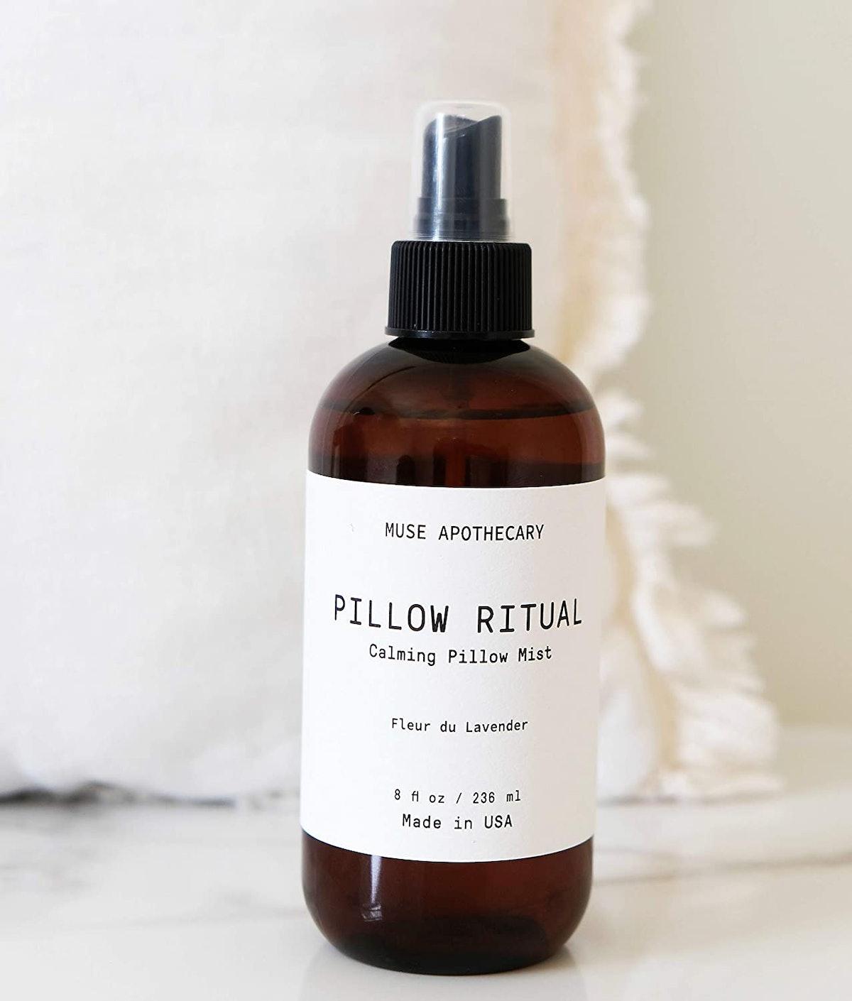 Muse Bath Apothecary Pillow Ritual