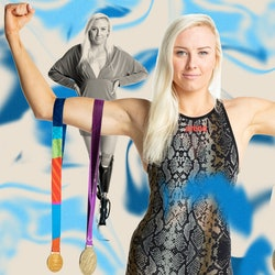 How swimming pro Jessica Long is training for the Paralympics.