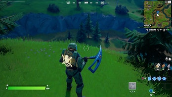 fortnite clue location 1 gameplay