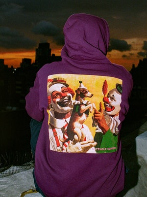 Supreme x Butthole Surfers Graphic Hoodie