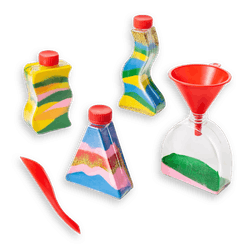 Mondo Llama Create Your Own Sand Art Kit