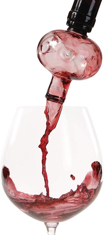 Soiree In-Bottle Wine Aerator