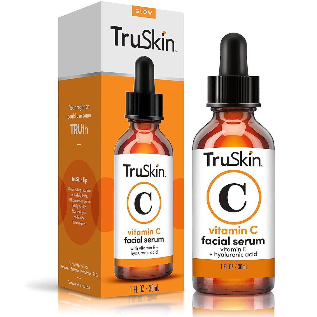 TruSkin Vitamin C Serum with Hyaluronic Acid & Vitamin E