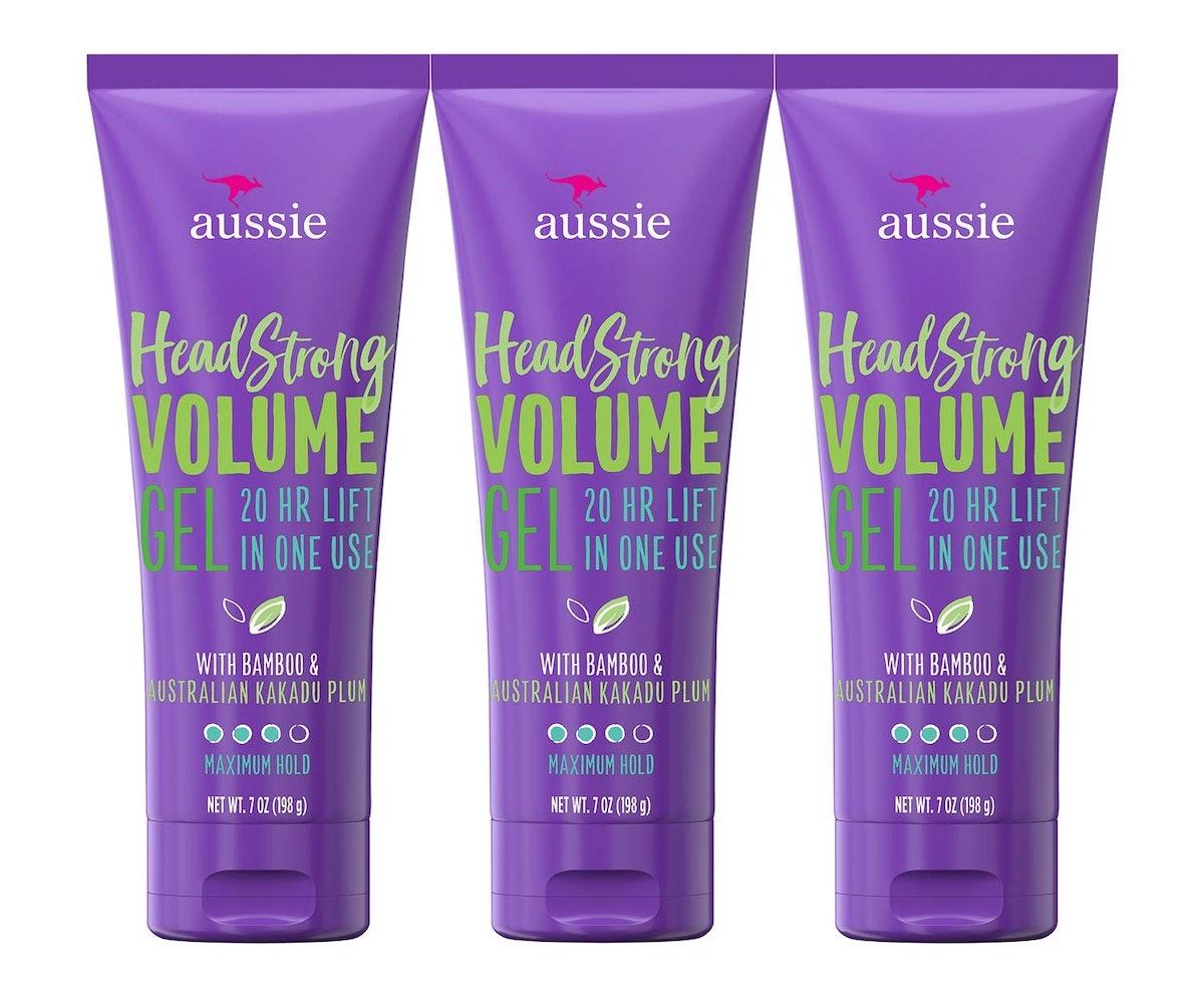 Aussie HeadStrong Volume Gel (3-Pack)