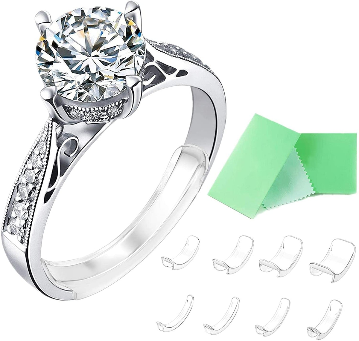 Invisible Ring Size Adjuster