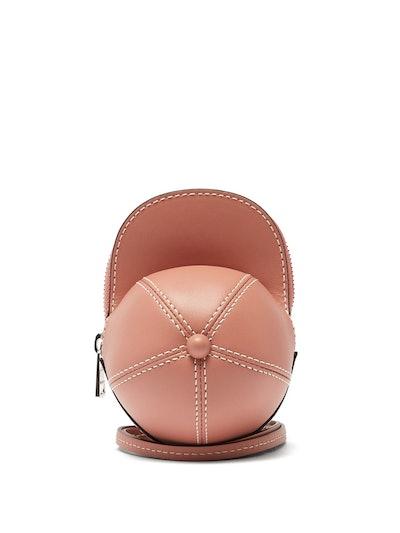 Cap Nano Leather Crossbody Bag