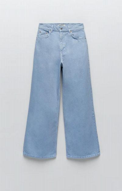 ZW The Trute Wide Leg Jeans