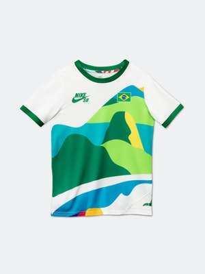 Nike SB Brazil Jersey