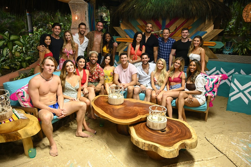 The Season 6 cast of 'Bachelor In Paradise'