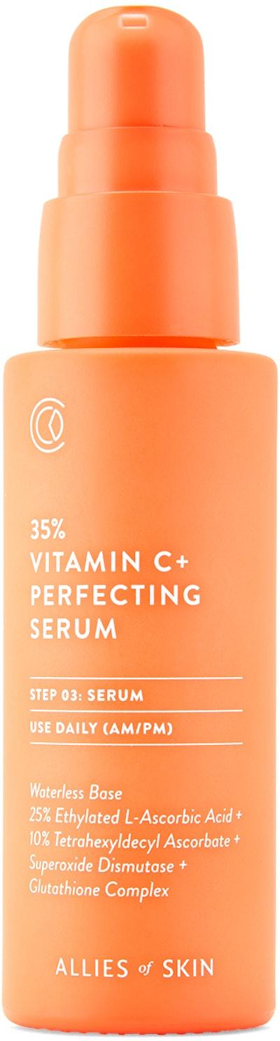 Allies of Skin 35% Vitamin C+ Perfecting Serum
