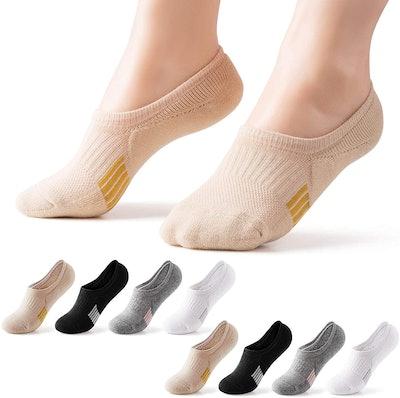 Gonii No Show Athletic Socks