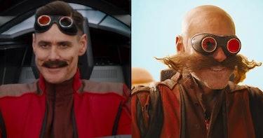 Jim Carrey as Dr. Ivo 'Eggman' Robotnik