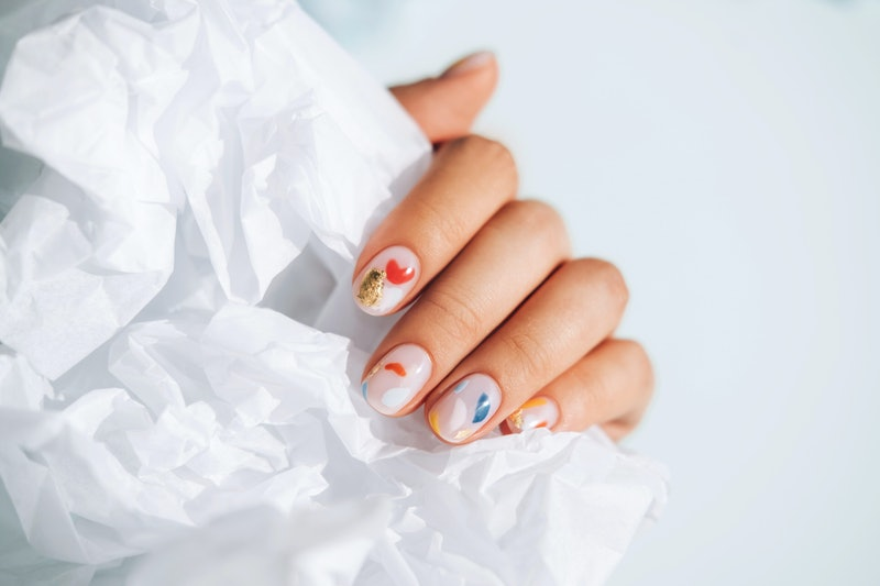There are plenty of cute nail art for short nail designs — here's proof.