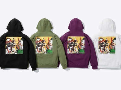 Supreme x Butthole Surfers Hoodie