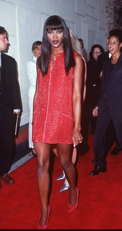 Naomi Campbell at the Mann Festival Theatre in Westwood, California