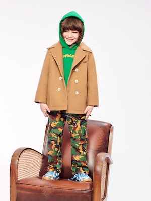 Off-White Kids collection
