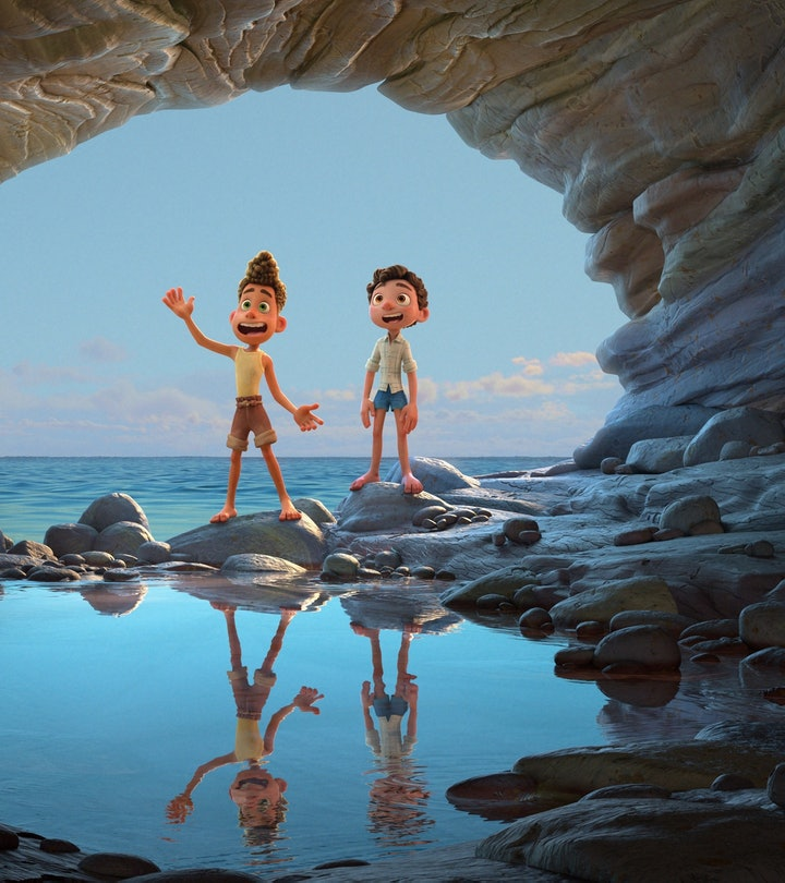 'Luca' on Disney+ is one of many fantasy movies to watch as a family.