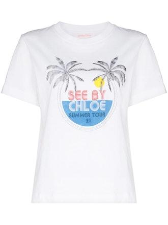 Summer Tour Crew-Neck T-shirt