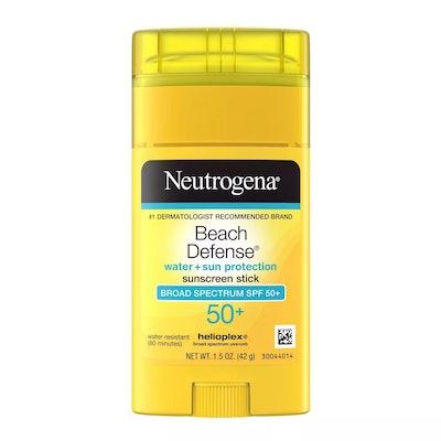 Neutrogena Beach Defense Oil-Free Body Sunscreen Stick