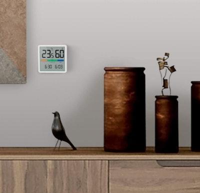 NOKLEAD Hygrometer Indoor Thermometer
