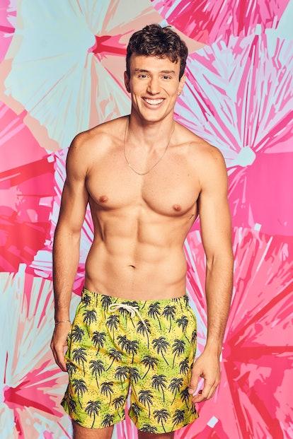 Will Moncada joins the cast of 'Love Island US' Season 3. Photo via CBS